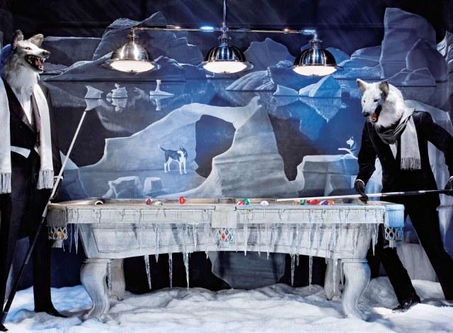 5 Billiards Game- Windows at Bergdorf Goodman (kopia)