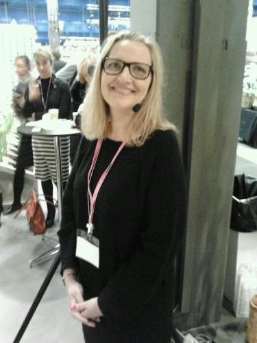 Chicie Lindgren, projektledare