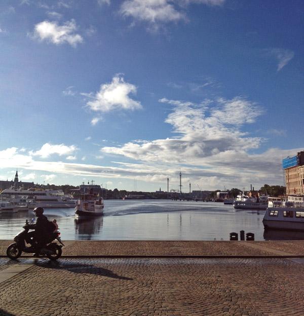 Stockholm Nybroviken