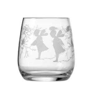 Alv glass tumbler