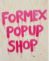 Formex skylt plain